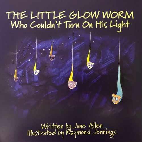 The Little Glowworm who Couldn't Turn on his Light