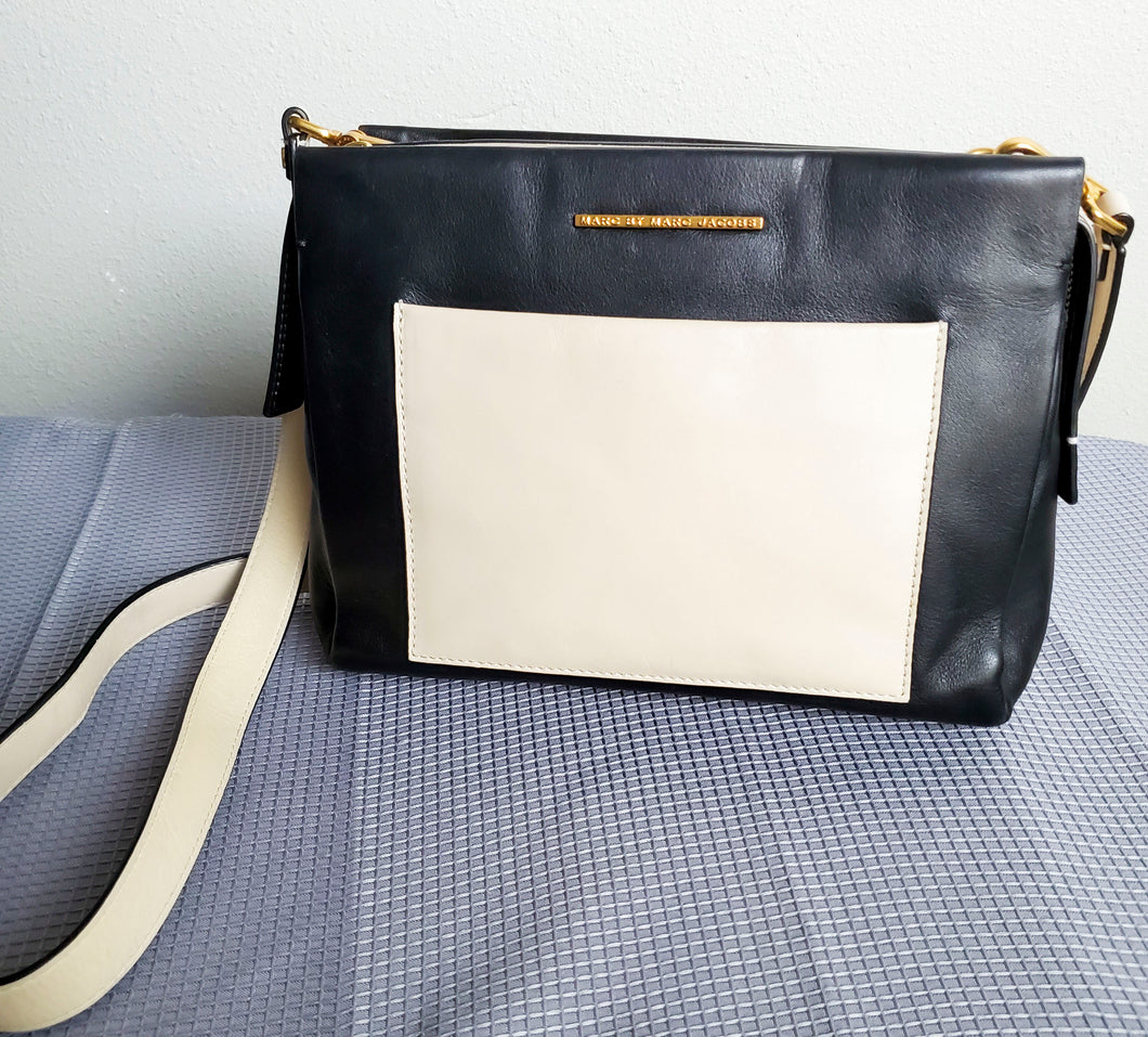 Marc Jacobs Black and White Purse