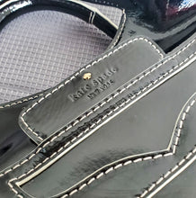Load image into Gallery viewer, Kate Spade Black Patent Leather Purse