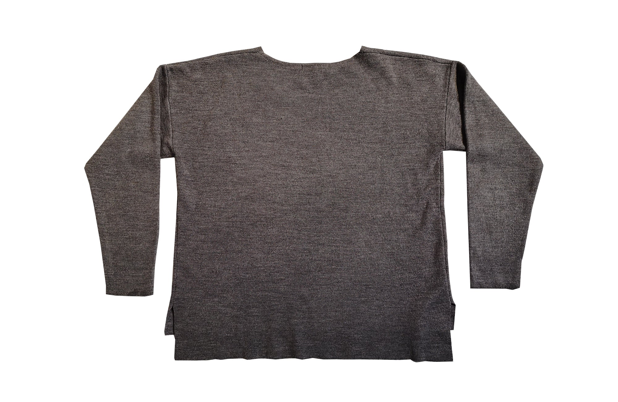 Lowrys Farm Grey Sweater(M)