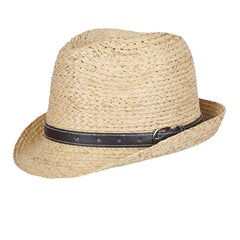 Chapeau trilby YVED