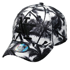 Casquette NY palmiers