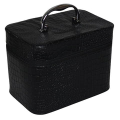 Grand vanity case aspect croco