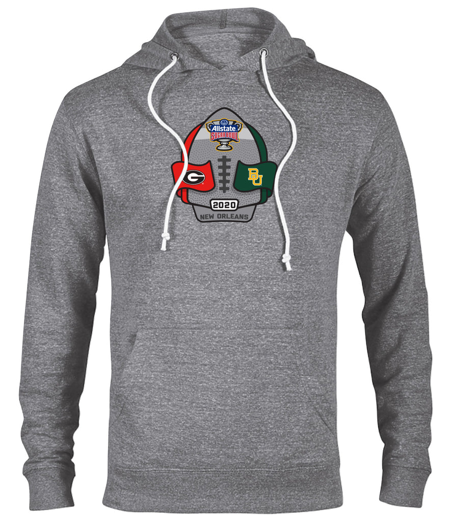 2020 Allstate Sugar Bowl 2-Team Hoody