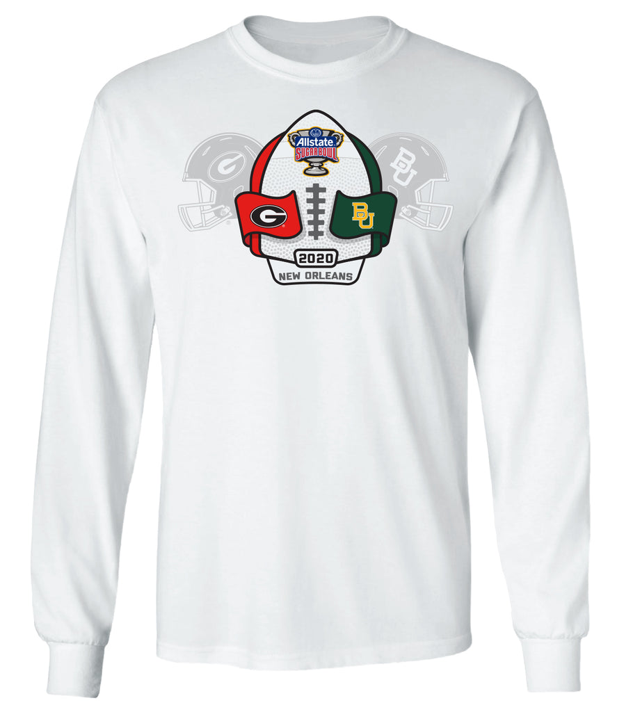 2020 Allstate Sugar Bowl 2-Team Long Sleeve T