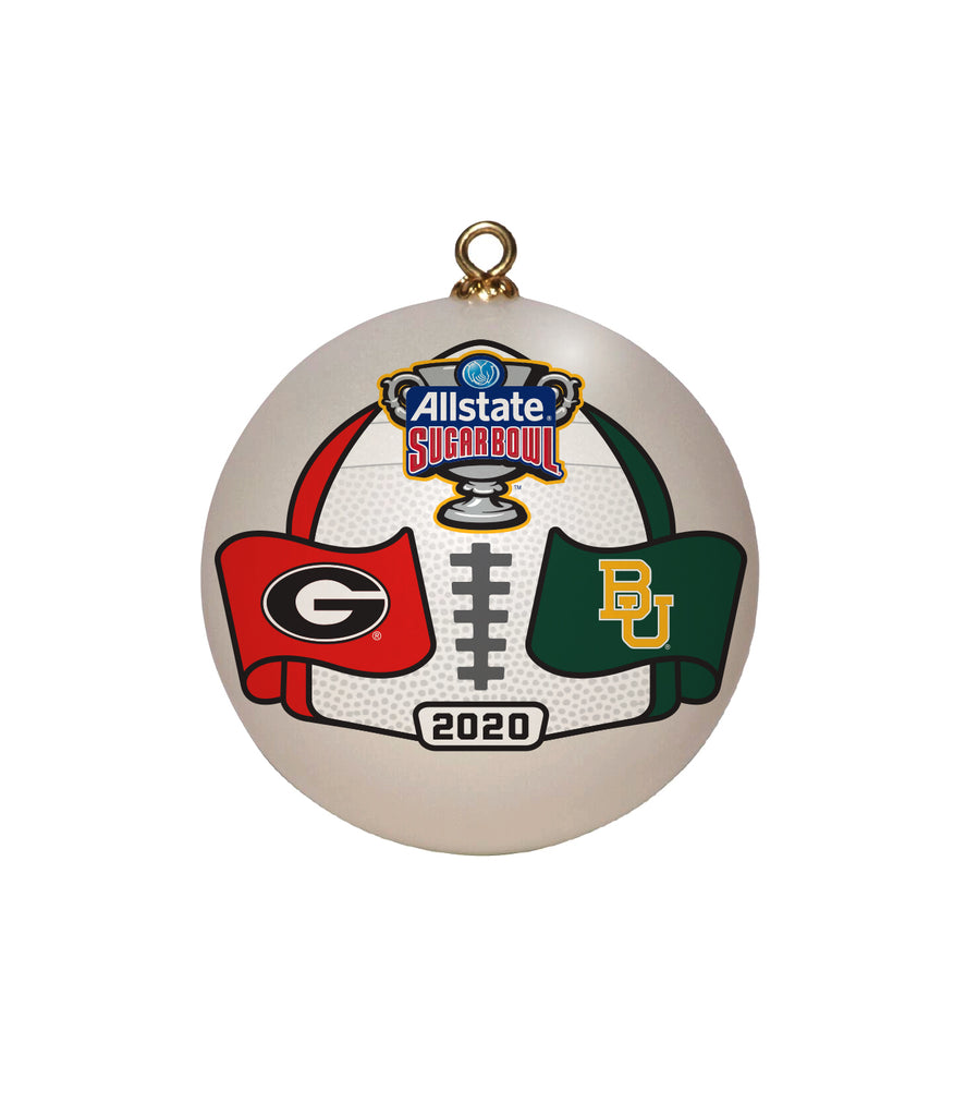 2020 Allstate Sugar Bowl Ornament