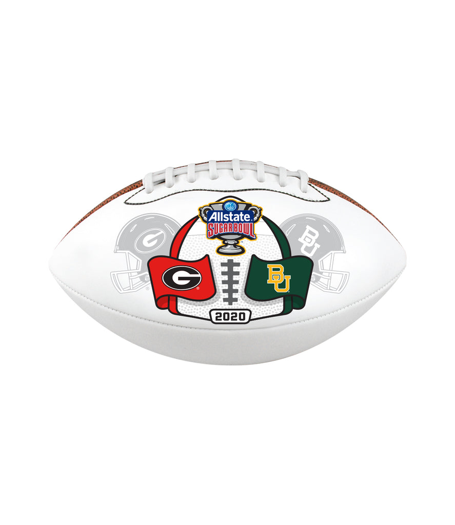 2020 Allstate Sugar Bowl Mini Football
