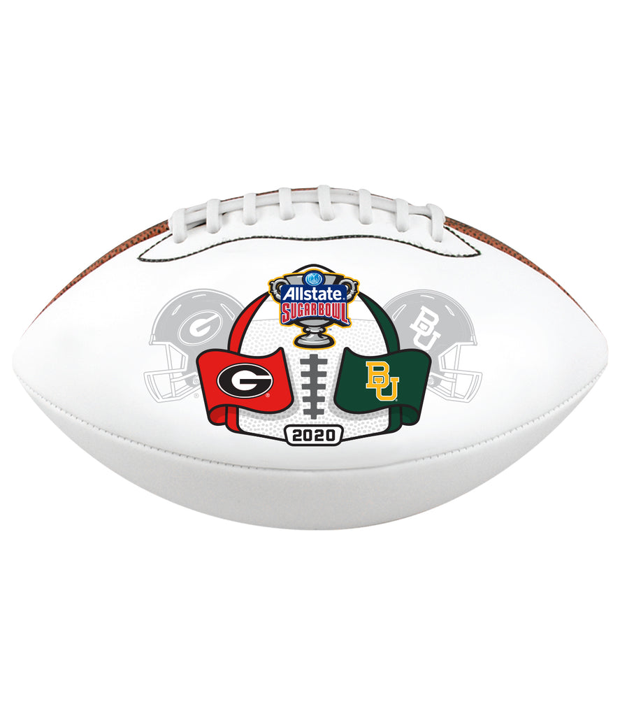 2020 Allstate Sugar Bowl Full Size Football