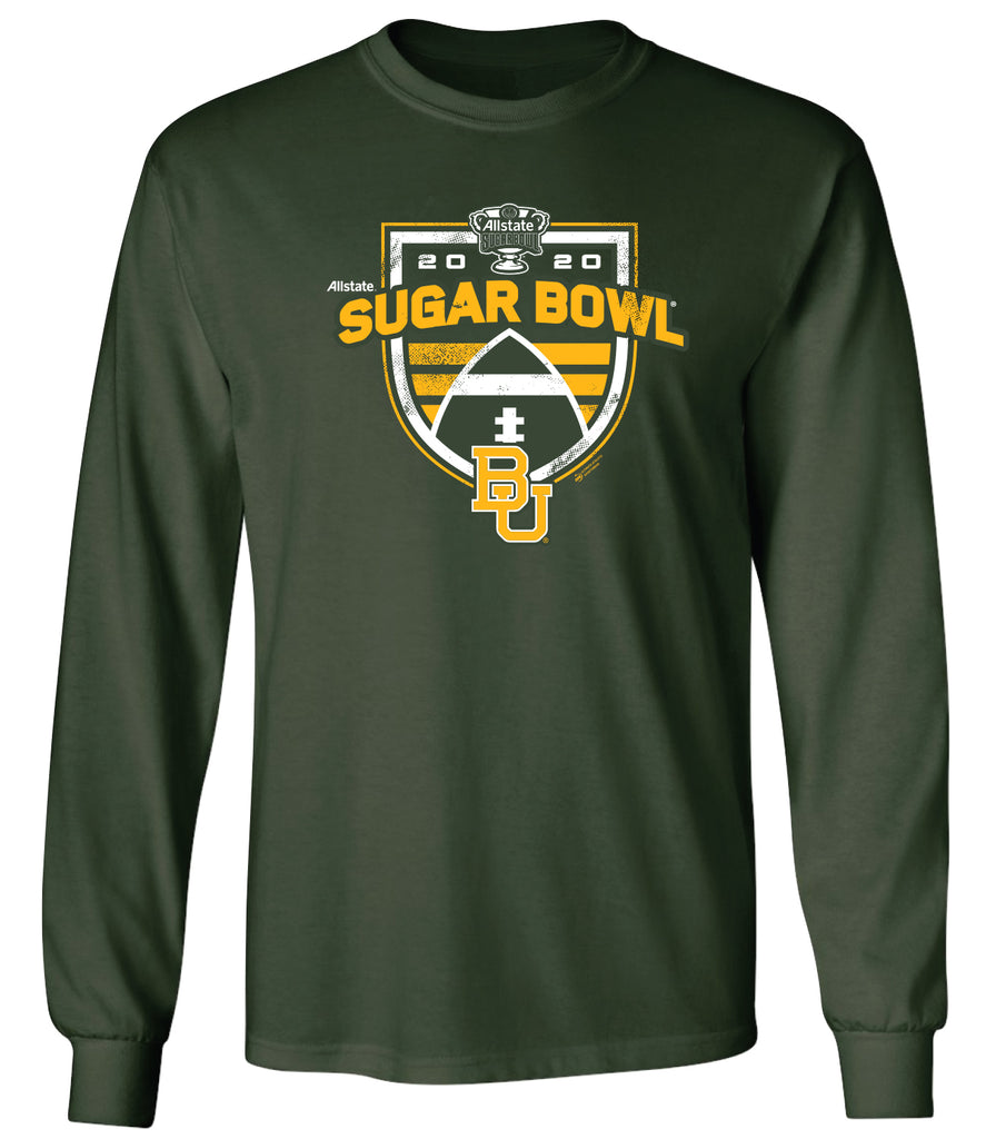 2020 Allstate Sugar Bowl Baylor Long Sleeve T