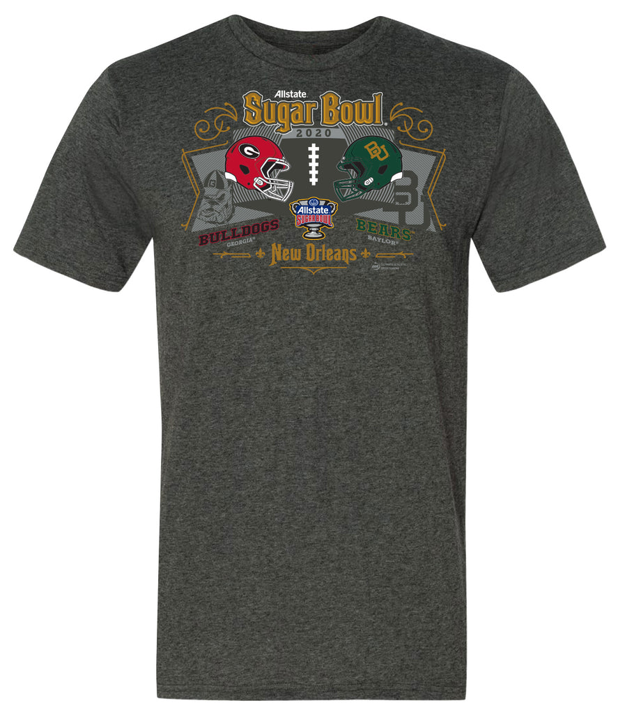 2020 Allstate Sugar Bowl 2-Team Short Sleeve T