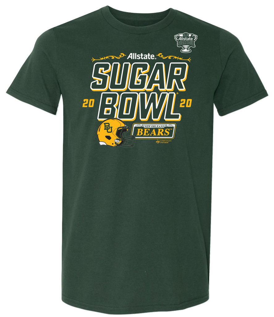 2020 Allstate Sugar Bowl Baylor Short Sleeve T