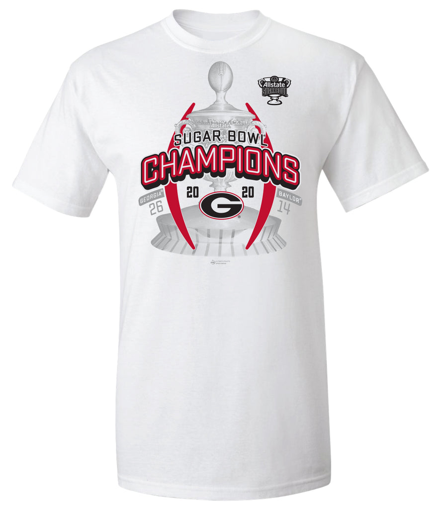 2020 Allstate Sugar Bowl Georgia Champions SST