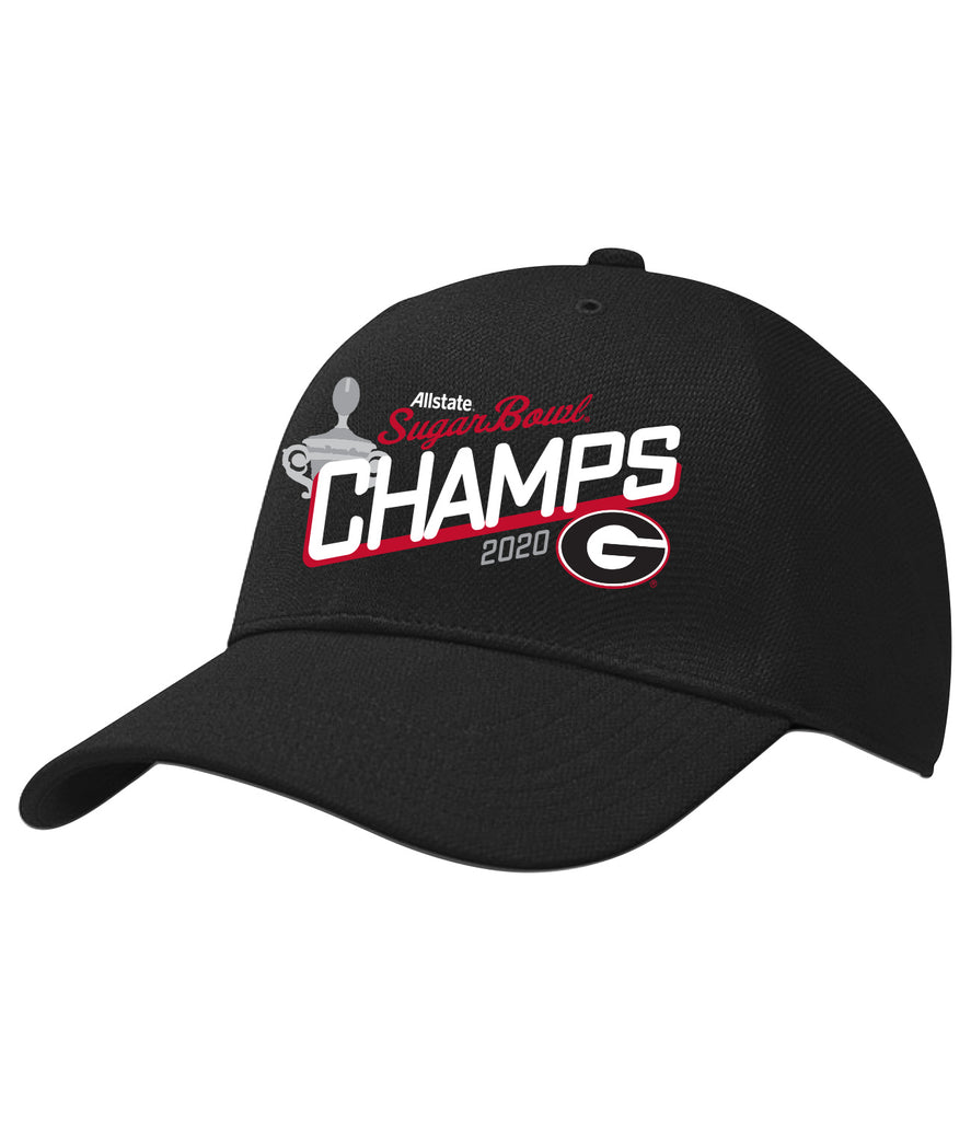 2020 Allstate Sugar Bowl Georgia Champions Hat