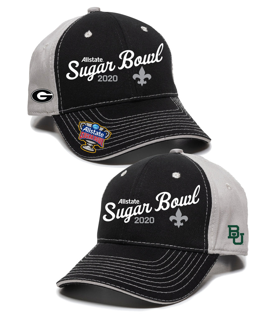2020 Allstate Sugar Bowl 2-Team Script Hat
