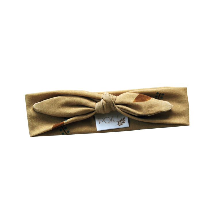 POIU Headband, Cinnamon Leaf