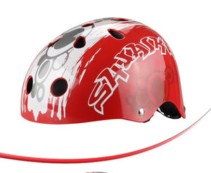 Graffiti Helmet