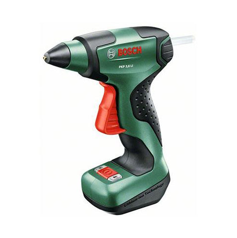 Bosch Cordless Hot Glue Gun Pkp 3 6 Li 3 6V