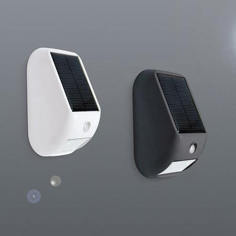Spazio Miny Solar White LED Foot Light