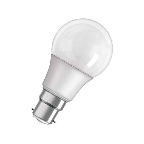 Osram LED Eco Bulb B22 7W 500lm Warm White