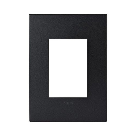 Legrand Arteor Cover Plate 3 Modules - Graphite