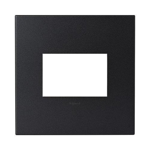 Legrand Arteor Cover Plate 3 Modules 4 x 4 - Graphite