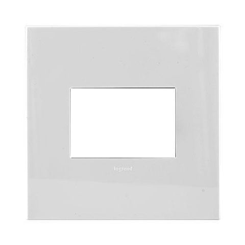 Legrand Arteor Cover Plate 3 Modules 4 x 4 - White