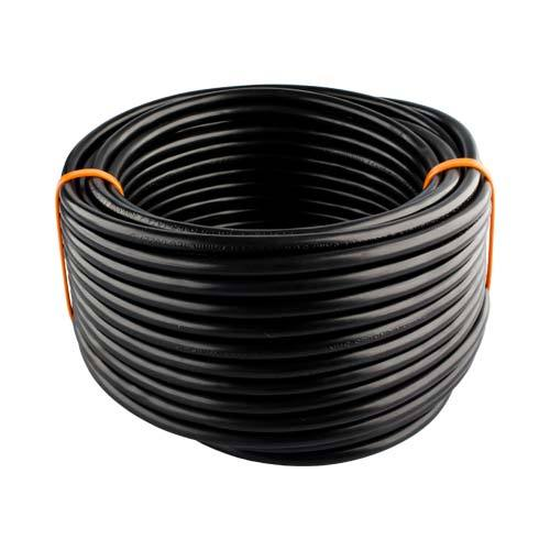 Cabtyre Cable 3 Core 1mm Black 10 To 100M