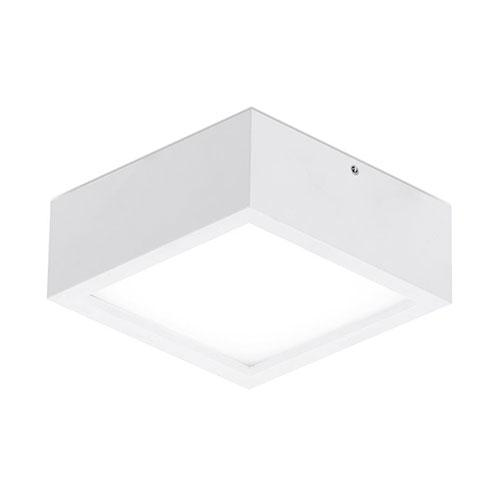 Aurora Blox LED Dimmable Square Surface Mount Downlight 15W IP54