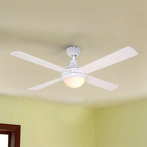 Eurolux Twister 47 Ceiling Fan With Light