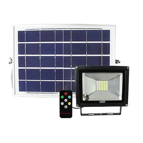 Major Tech Solar Power 20W LED Floodlight With Pir Sensor