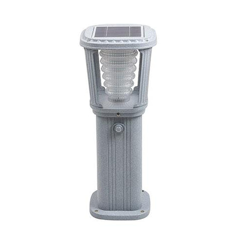 Eurolux LED Solar Mini Bollard Garden Light