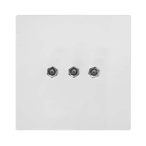 Crabtree Topaz 3 Module Satellite Socket