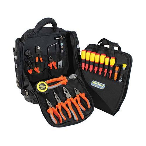 Major Tech Backpack Electrical Kit.