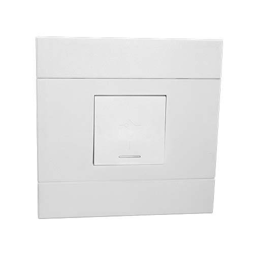 Veti 2 Double Pole Isolator 100mm X 100mm 30A White