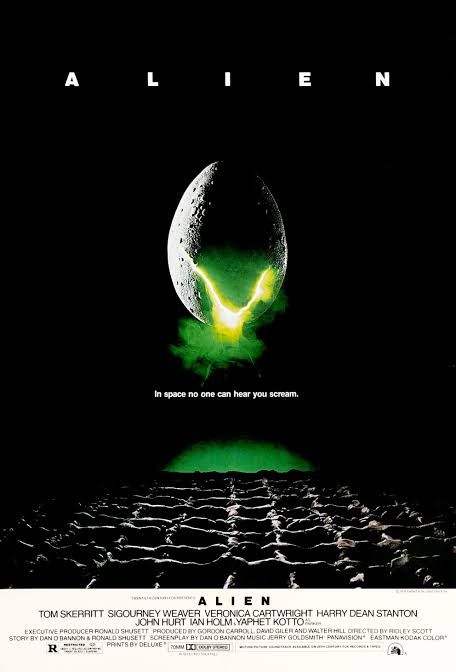 #FreakoutFriday Celebrating 40 years of 'Alien'