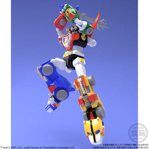 Image of (Bandai) Super Minipla Voltron Japan Go Lion