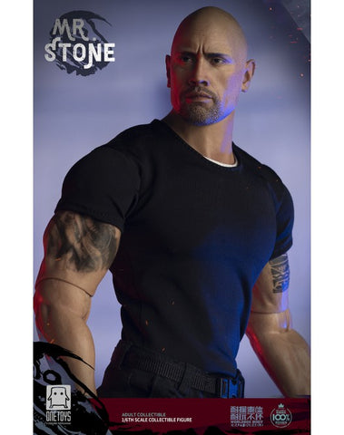 (One Toys) (Pre-Order) OT010 1/6 MR. STONE - Deposit Only