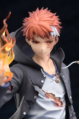 Image of (Fate/Grand) (Pre-Order) Fate/kaleid liner Prisma Illya the Movie: Sekka no Chikai Shirou Emiya 1/7 Complete Figure - Deposit Only