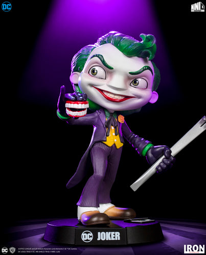 (Iron Studios) (Pre-Order) The Joker - DC Comics - Minico
