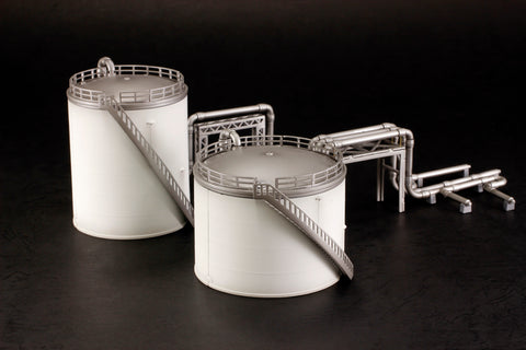 (Good Smile Company) (Pre-Order) Industrial Area A (Storage Tank) - Deposit Only