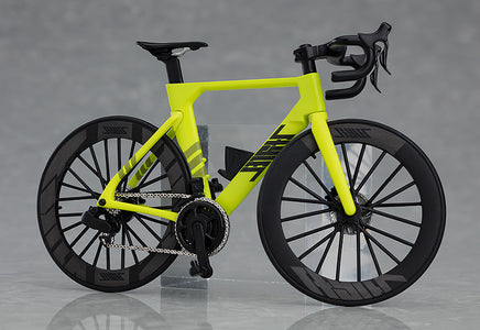 (GOOD SMILE COMPANY) (PRE-ORDER) figma+PLAMAX Road Bike (Lime Green) - DEPOSIT ONLY