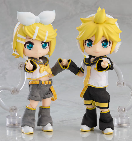 Image of (Good Smile Company) (Pre-Order) Nendoroid Doll Outfit Set (Kagamine Rin) - Deposit Only