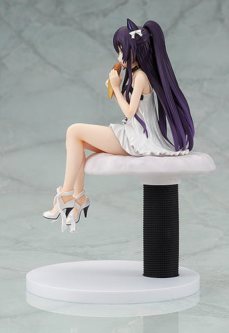 Image of (Good Smile Company) (Pre-Order) Tohka Yatogami White Cat Ver. - Deposit Only