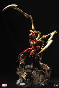 (XM Studios) (Pre-Order) Iron Spider 1/4 Scale Statue - Deposit Only