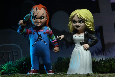 Image of (Neca) Chucky & Tiffany Two-Pack