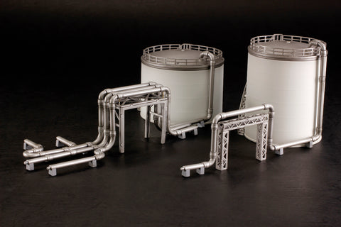 Image of (Good Smile Company) (Pre-Order) Industrial Area A (Storage Tank) - Deposit Only