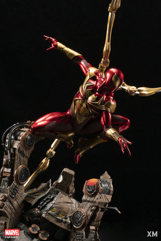 Image of (XM Studios) (Pre-Order) Iron Spider 1/4 Scale Statue - Deposit Only