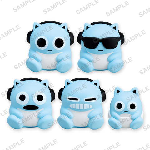 Image of (Good Smile Company) (Pre-Order) Blue Hamham Collection (6pcs/box) - Deposit Only