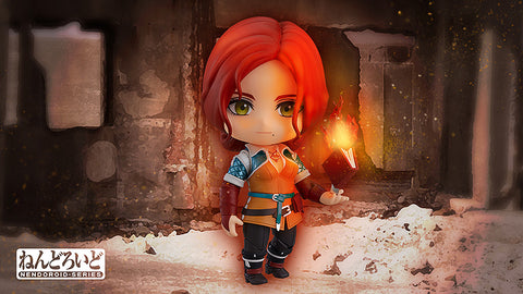 Image of (Good Smile Company) (Pre-Order)  Nendoroid Triss Merigold - Deposit Only
