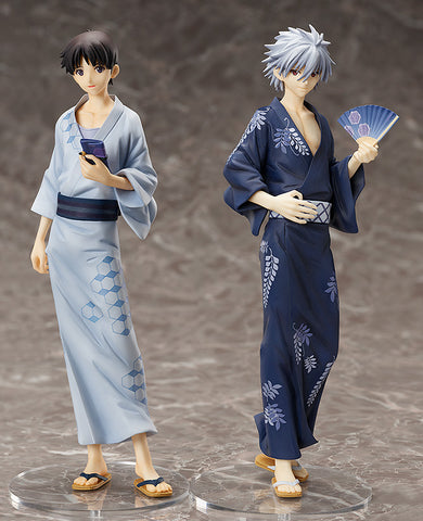 (Good Smile) (Pre-Order) Shinji Ikari: Yukata Ver. - Deposit Only